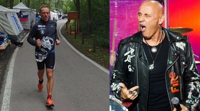 Ultramaraton: az Edda dalaival ért csúcsra a futó