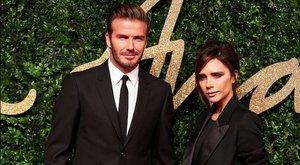 Beckhamék tini fia igazi divatdiktátor - fotó