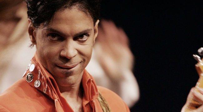 Most derült ki: Prince nem is a lilát szerette