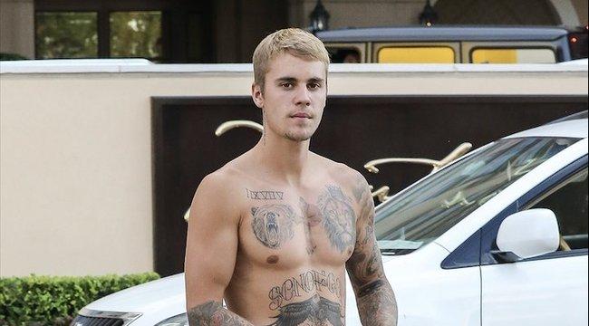 Leárulózták Biebert
