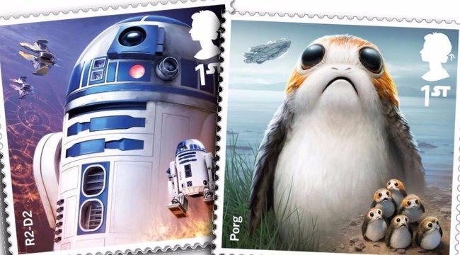 A Star Wars rajongók hozzák újra divatba a levelezést?