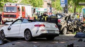Olyan döntés született a Dózsa György úti baleset kapcsán, aminek mindenki örülhet