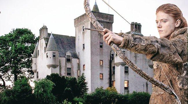 Eladó a magyar-skót kastély - Ön megvenné?