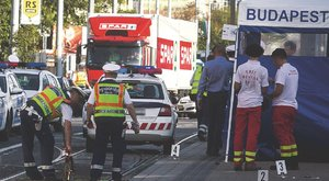 BKV-s autó gázolt halálra egy gyalogost