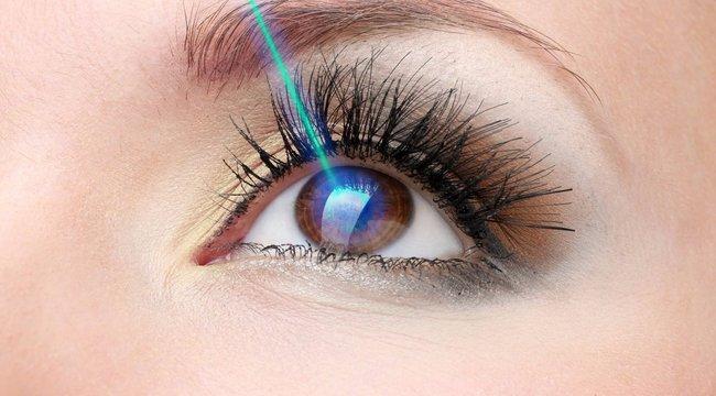 Érintés nélkül 125%-os éles látás 2 perc alatt (x)