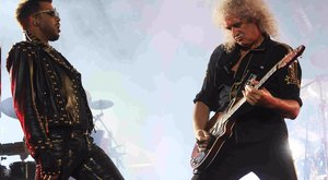 Adam Lambert nem helyettesíti Freddie Mercury-t a budapesti Queen koncerten