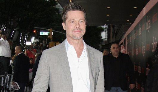 Csirkeként kezdte karrierjét Brad Pitt