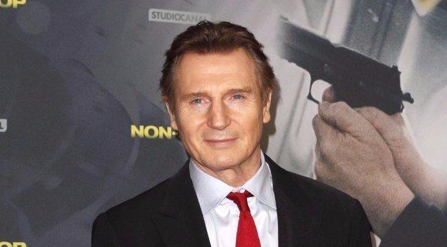 Liam Neeson abbahagyja