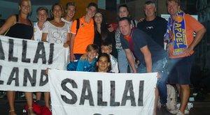 Sallai papája: valamikor a Real Madridban együtt focizik Ronaldóval a fiam