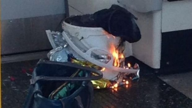Terrortámadás történt a londoni metróban