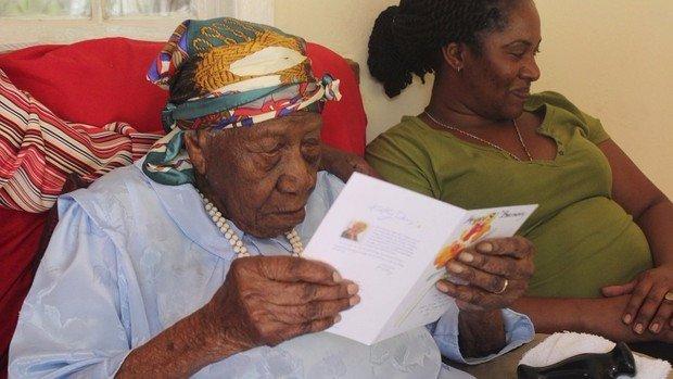 Meghalt a világ legidősebb embere