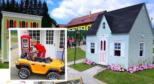 Magyarok nyitottak minifalut kisgyerekeknek