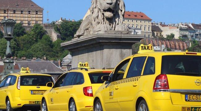 Meg vannak számlálva a napjai 2500 taxinak