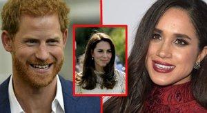 Ékszerrel kérte fel Katalint tanúnak Harry herceg menyasszonya