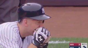 Kétszázzal találta el egy labda a kislányt a baseball-meccsen