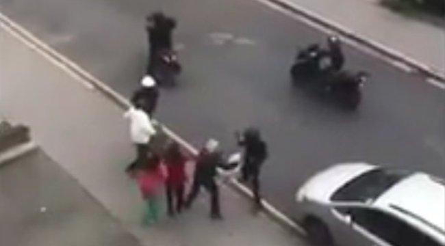 Határtalan gyalázat, amit ezek a férfiak idős nőkkel tettek a nyílt utcán - videó