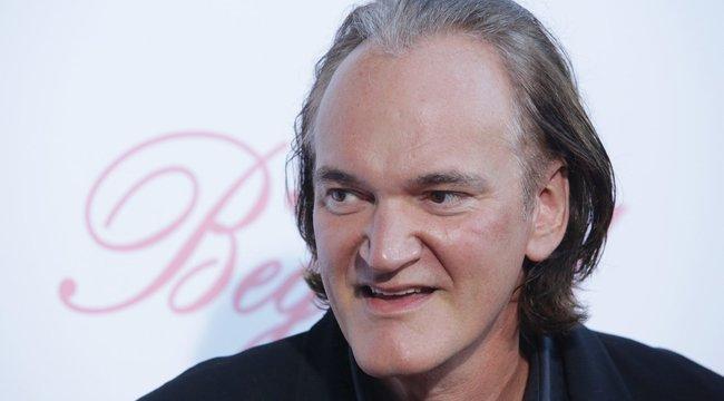 Tarantino eljegyzési buliján igazi sztárdömping volt