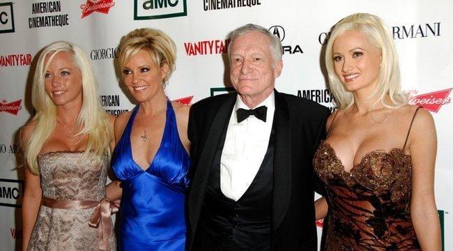 Meghalt a Playboy-t alapító Hugh Hefner
