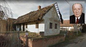 Már szégyen Kádár háza