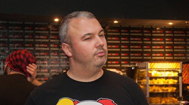 Micimackó lesz Dombóvári István