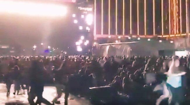 Las Vegas-i mészárlás: egy idegen segített Attiláékon - videó