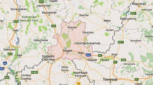 Döntöttek: nincs többé Csongrád megye - itt az új név