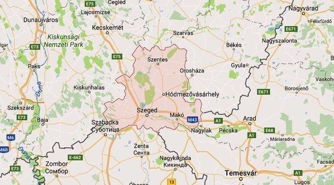 Örülnek a csanádiak Csongrád megye nevének a megváltozásának