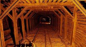 Beomlott egy bánya Erdélyben