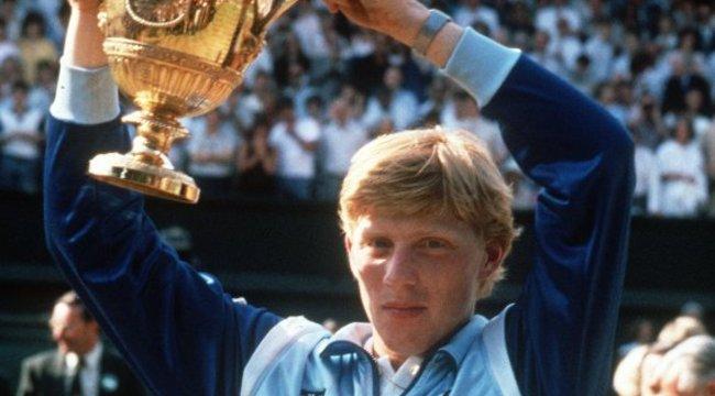 BorisBecker földönfutó lesz a tartozásai miatt? –Már a wimbledoni trófeáit árulja