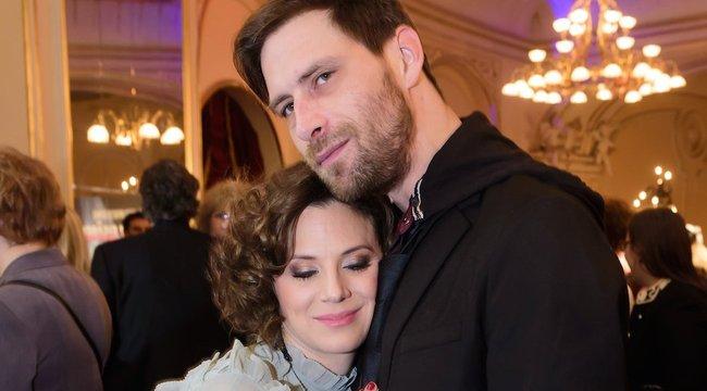 Szinetár Dóra: Büszkék vagyunk a kis szeretetgombócunkra