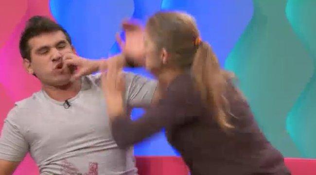 Bunyó az Anikó Showban(videó)