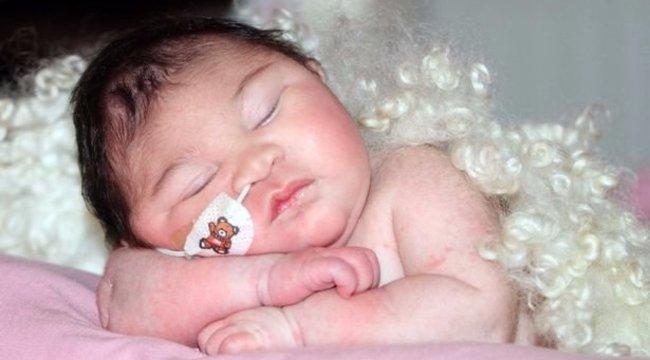 Karjaiban halt meg 8 hónapos kislánya