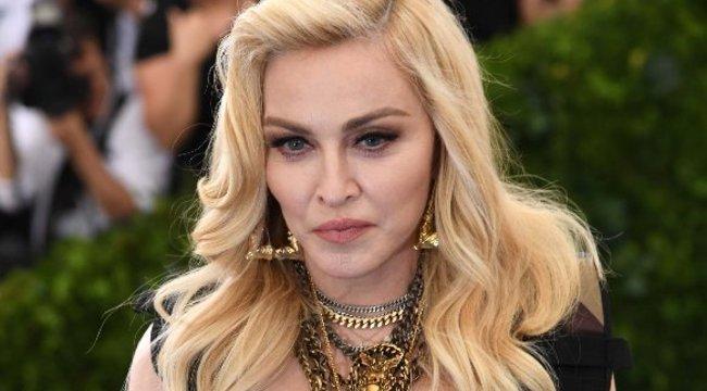 Madonna fia csak az apjának mutatta be a barátnőjét