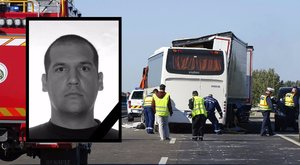 Horrorbaleset az M5-ösön: Bevetés után halt meg a határvadász