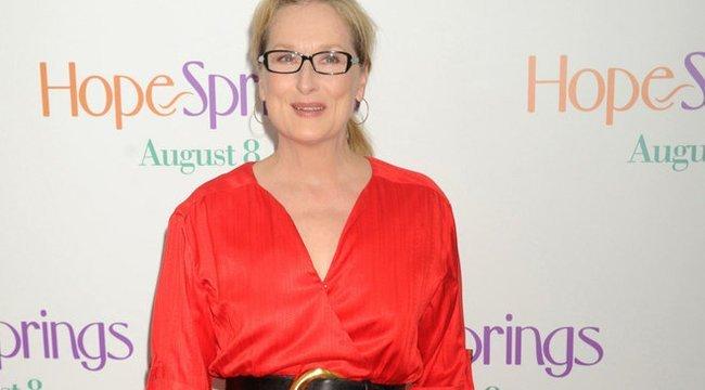 Meryl Streep is elítélte a színésznőket zaklató Harvey Weinsteint