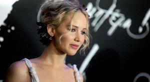 Tesz a bukásra Jennifer Lawrence