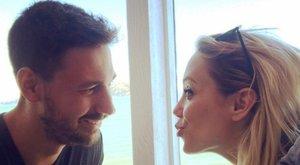 Lékai szárnyal a szerelmétől, Kiss Ramónától