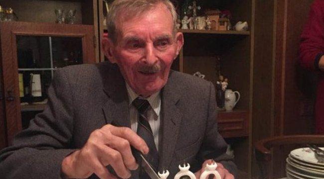 Lágerszakács volt Szibériában a 100 éves Laci bácsi