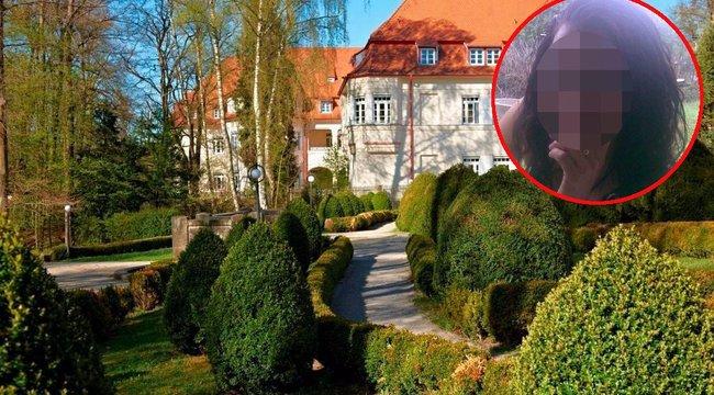 Hazahozzák a német klinikán megtalált Krisztinát