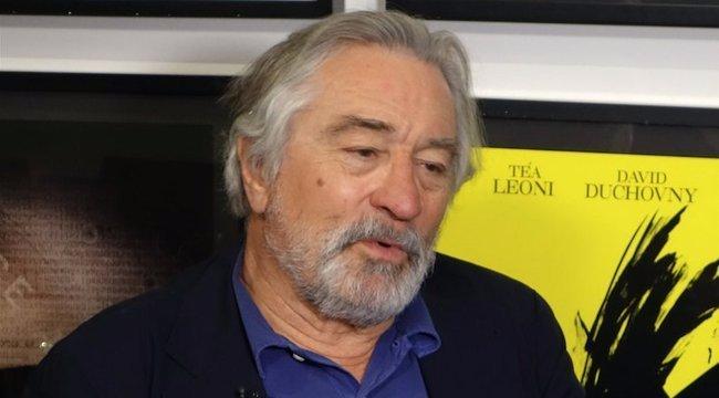 De Niro: Trump, nem ülhetsz a padomra!