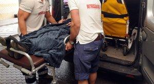 Kórházban felejtettéka műtött férfit
