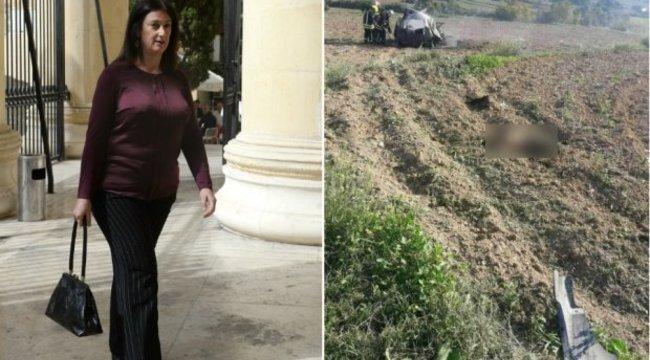 Autójában robbantották fel Málta legnépszerűbb oknyomozó újságíróját