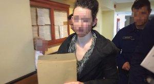 Börtöninterjút adott a gyerekét halálra éheztető anya