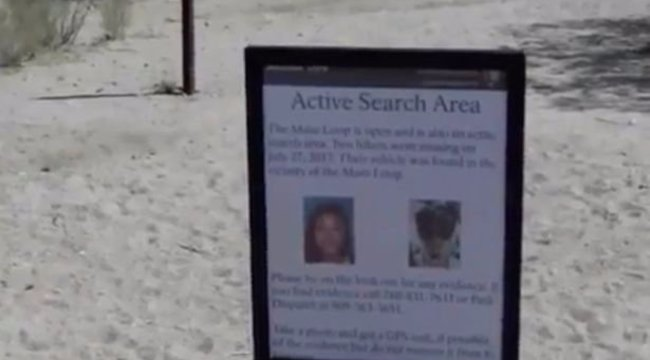 Összeölelkezve halt meg egy elveszett pár