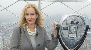 Forbes-lista: újabb 25 milliárdot kaszált Rowling a Harry Potterrel