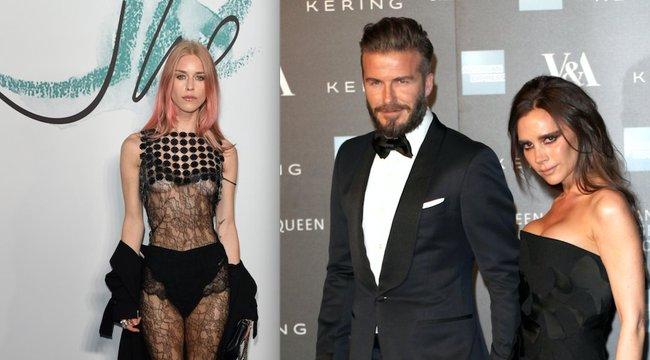 Dj-re féltékeny Victoria Beckham