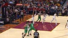 Horrorsérülést szenvedett a Boston Celtics sztárja – videó