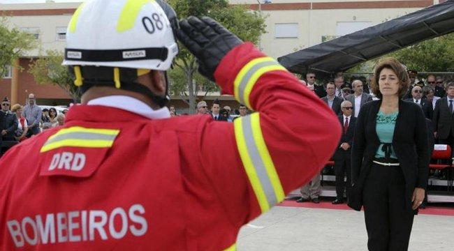 Az erdőtüzek miatt benyújtotta lemondását a portugál belügyminiszter