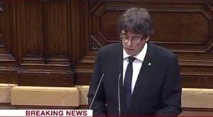 A spanyol kormány nem hátrál meg a katalán függetlenség ügyében