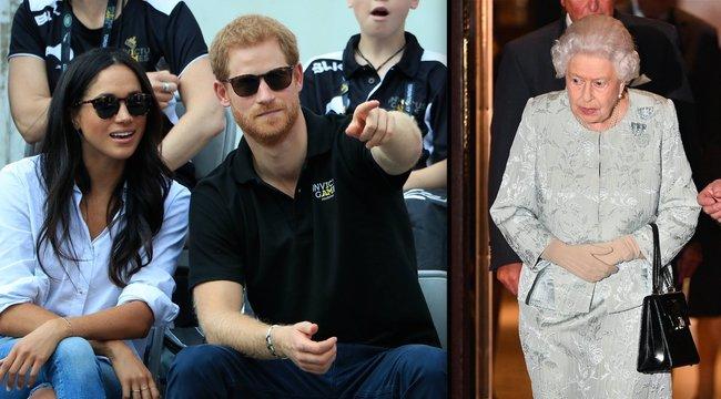 Jön az eljegyzés? Harry herceg bemutatta barátnőjét nagymamájának